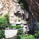 Izvir reke Bune v bližini Mostarja