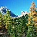Val Duron se upravičeno uvršča med najlepše alpske doline