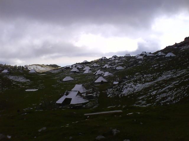 Velika planina (5.10.08) - foto