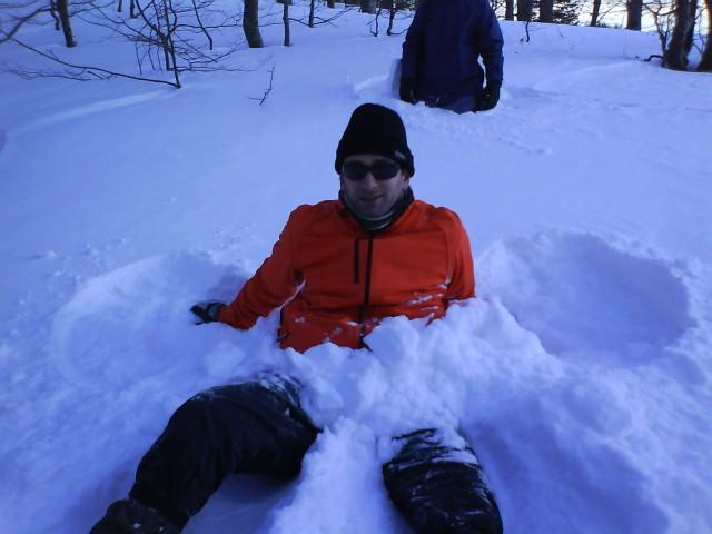 Snežnik (10.1.09) - foto