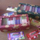 lesene škatlice za čajne vrečke