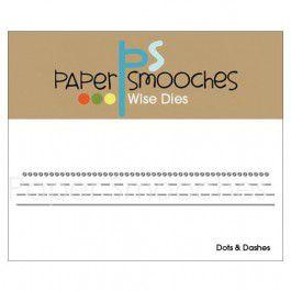 Paper smootches - črte