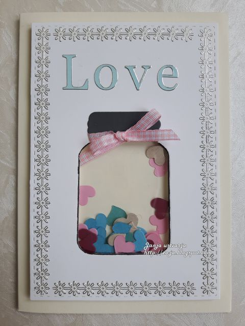 Voščilnice - zaljubljeni Valentin - foto