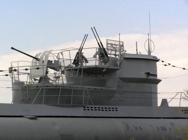 Stolp podmornice