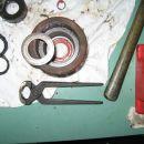 Podložka ima enak premer kot je notranji premer kape volana