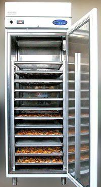 Sušilnaca + hladilnik