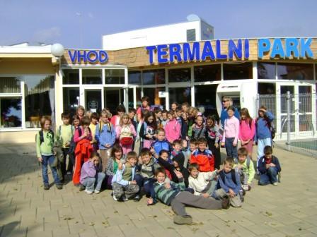 ŠOLA V NARAVI 2008 - 1. del - foto
