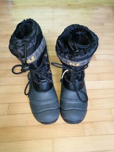 Jack Wolfskin zimski škornji, št. 36