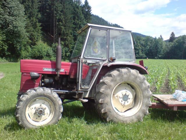 Traktorji - foto