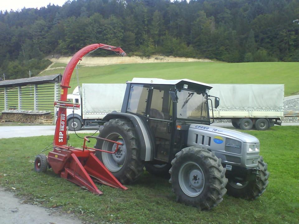 Traktorji - foto povečava
