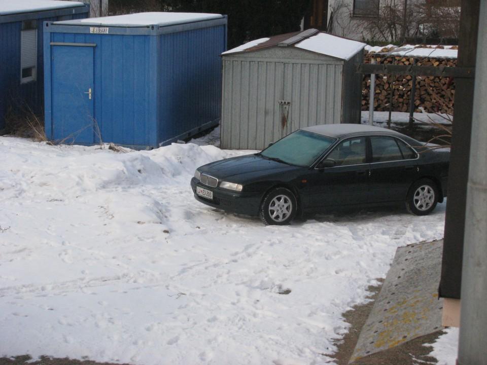 Kanin 11.1.2009 - foto povečava