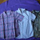 srajčke OKAIDI, H&M OKAIDI