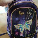 Target šolska torba, superlight, podarim peresnico, 15 eur