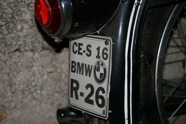 BMW r26 - foto