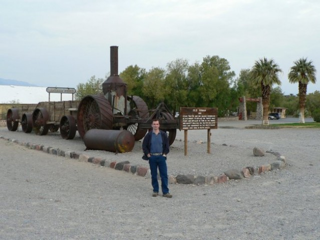 Dolina smrti - muzej