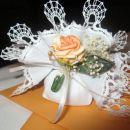 klekljani poročni konfeti