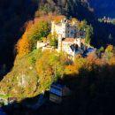Grad bavarskega kralja Maksimiljana II.