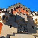Del gradu Neuschwanstein