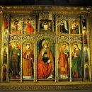 čudovite freske v cerkvi