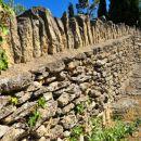 zanimivo grajeno obzidje