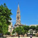 cerkev v mestu Nimes