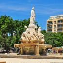 fontana v Nimesu