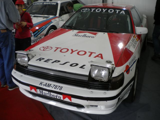 Rally legend 2013 - foto