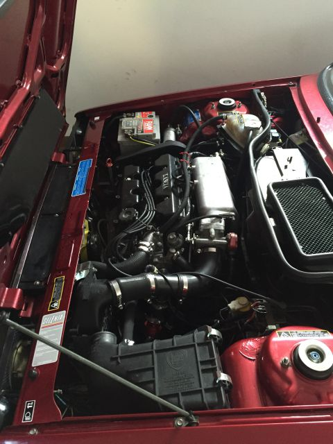Lancia delta hf turbo - poobnova - foto