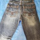 Jeans hlače zadaj št. 152