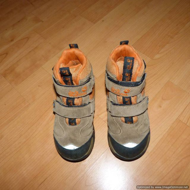 Pohodni čevlji Jack Wolfskin; 28