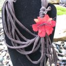 Bombažne ogrlice 4