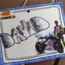 Rossi- napis za avto
