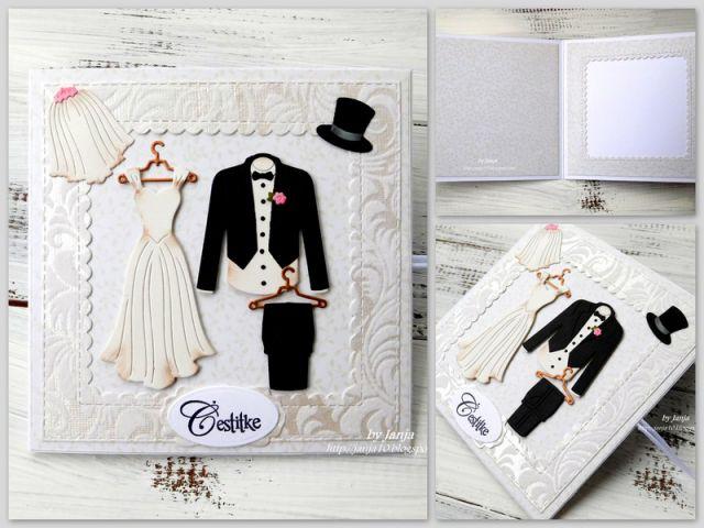čestitke za poroko, obletnice, Valentinovo - foto