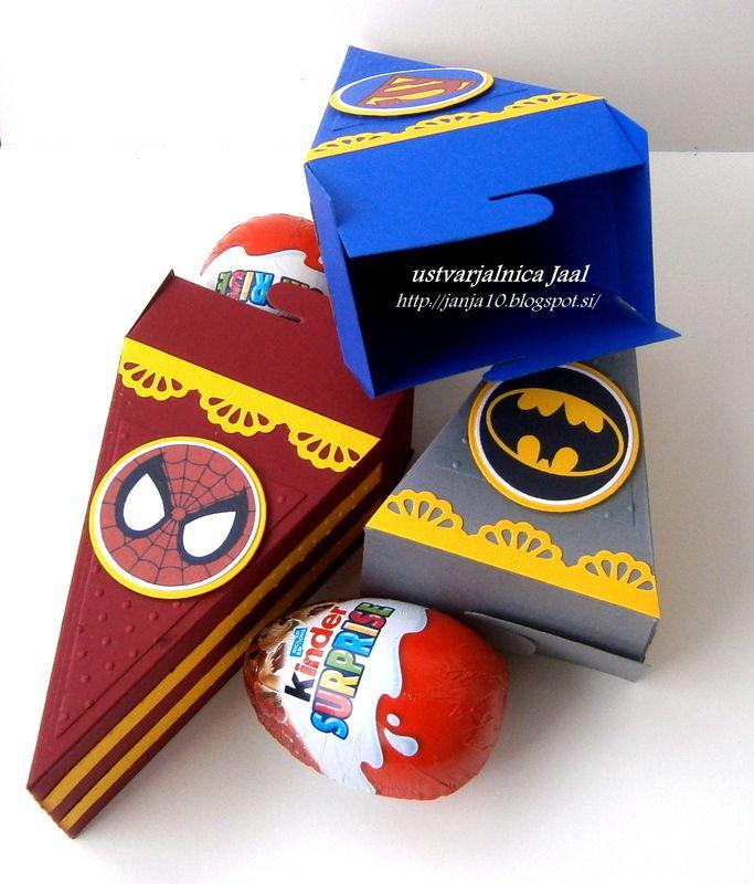 Darilne škatle / čokoladnice  - foto povečava