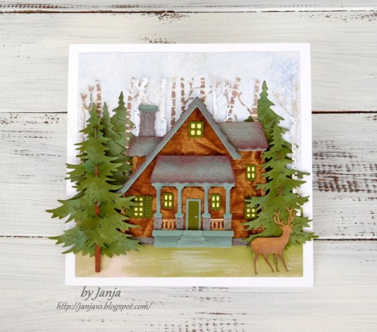 Scapping Cottage blog 2016 - 2020 - foto