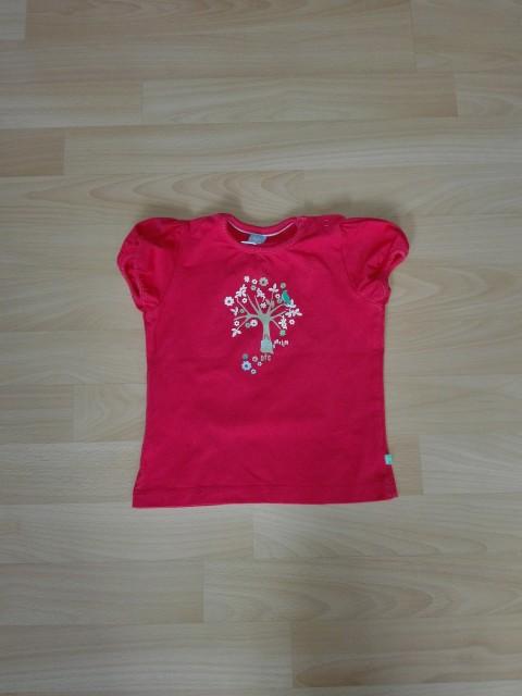 Majčka BFC v 80 cena 2 eur oblečena 3-4 krat