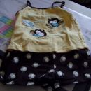 dekliška pižama 92,98,104, 110, 116, 122, 128