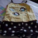 dekliška letna pižama št.8 NOVO!
