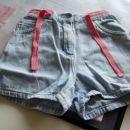 dekliške kratke hlače 110,116,122