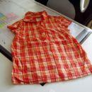 dekliška kratka srajca H&M 104 3-4 leta