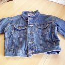 fantovska jakna jeans 104 Topolino