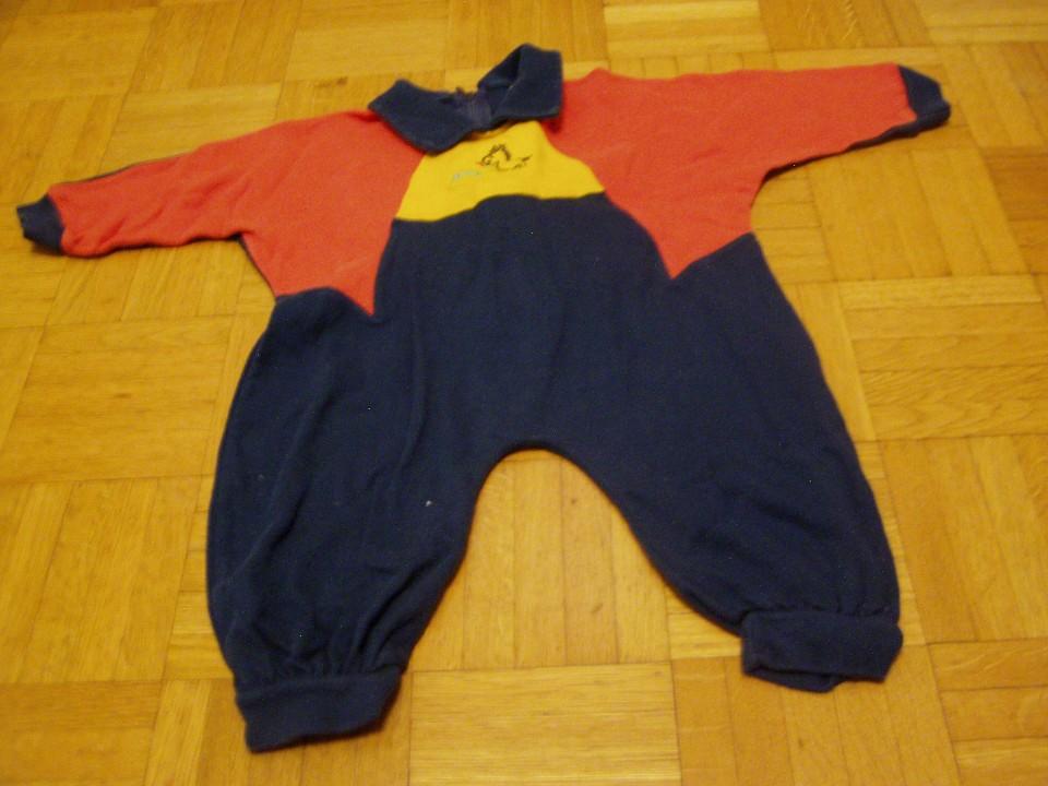 Fantovska oblačila št.74 - foto povečava