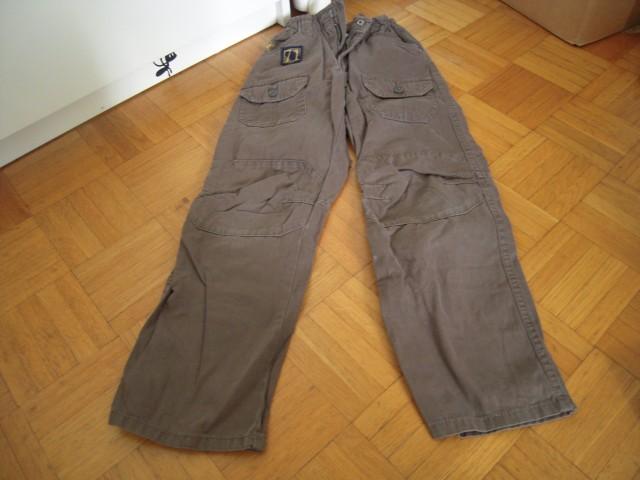 Fantovska oblačila dolga 122/128  RESNI - foto