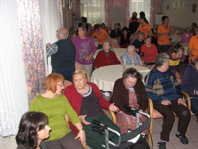 Srečanje v domu upokojencev Velenje - foto