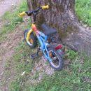 otroška oprema; stolček za kolo, kolesa
