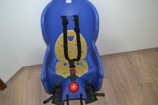 Otroški sedež za na kolo