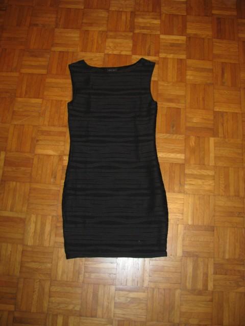 Črna obleka M - nerabljena! 5€ - foto