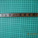 ročno narejena usnjena zapestnica 15 €