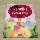 knjigica Pepelka in druge pravljice 5 €