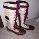 Geox škornji 38